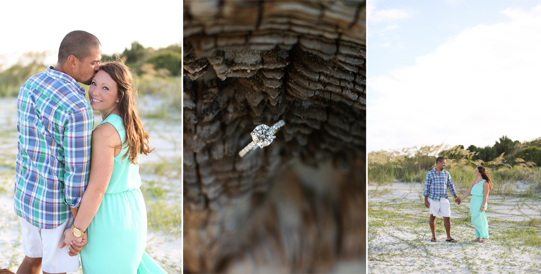 St. Simons Island Engagement | Stacy & Robert