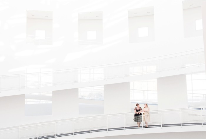 The High Museum | Maggie & Rachel