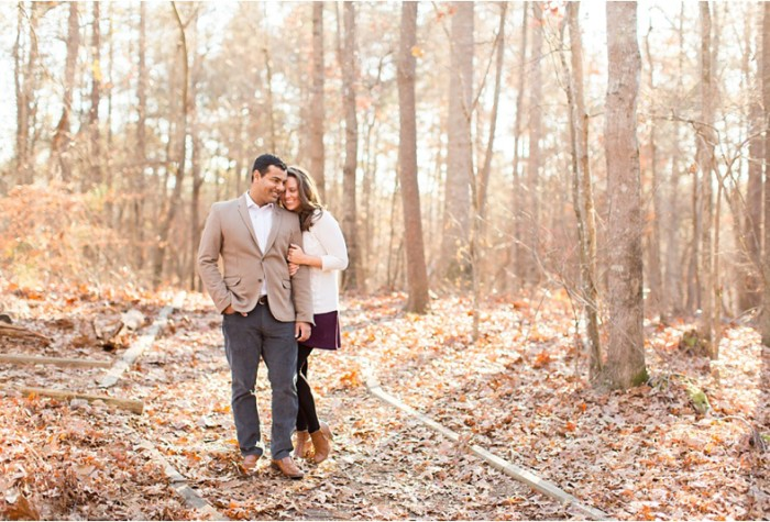 Atlanta Engagement | Megan & Ajay