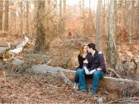 Atlanta Engagement | Hillary & Brannen